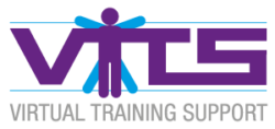 ViTS | Virtual Training Support Logo